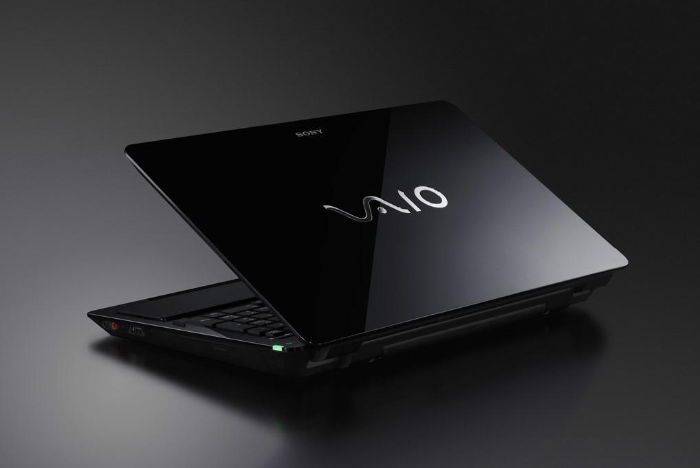 Laptopy Sony
