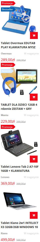 tablety Lenovo sklep